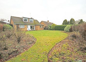 Thumbnail 3 bed detached bungalow for sale in East Drive, Sawbridgeworth, Hertfordshire