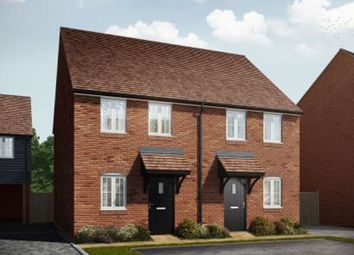 Thumbnail 2 bed semi-detached house for sale in Great Ouse Way, Bedford