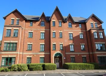 Thumbnail 2 bed flat for sale in Hadfield Close, Manchester