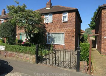 Thumbnail 2 bed semi-detached house to rent in Hill Street, Withington, Manchester