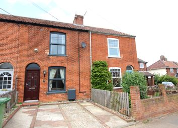 Thumbnail 3 bed terraced house to rent in Taverham Road, Drayton, Norwich