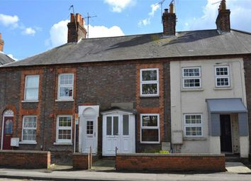 Thumbnail 2 bed terraced house for sale in St Johns Road, Newbury, Berkshire