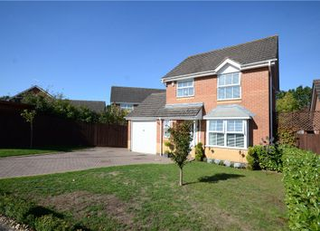 Thumbnail 3 bed detached house for sale in Dunford Place, Binfield, Bracknell