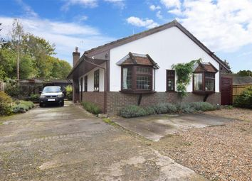 Thumbnail Bungalow for sale in Weatherhill Common, Smallfield, Horley, Surrey