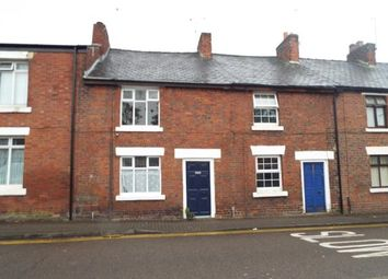 Thumbnail 2 bed terraced house for sale in Church Road, Leyland