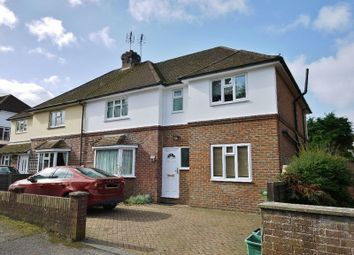 Thumbnail 4 bed semi-detached house for sale in Henwood Green Road, Pembury, Tunbridge Wells