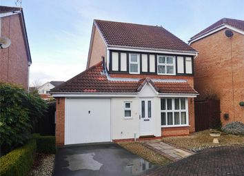 Thumbnail 3 bedroom detached house for sale in Kensington Road, Manor Lane, Rawcliffe, York