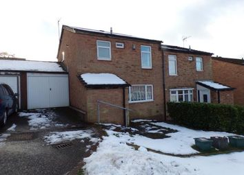 Thumbnail 2 bed semi-detached house for sale in Reedmace Close, Birmingham, West Midlands