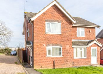 Thumbnail 2 bed semi-detached house for sale in Dale Avenue, Wellingborough