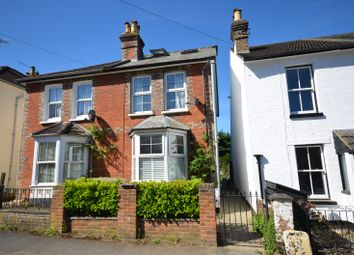 Thumbnail 3 bed semi-detached house for sale in High Path Road, Guildford