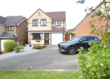 Thumbnail 4 bed detached house for sale in Craythorne Close, Newhall