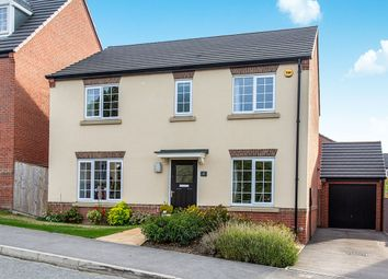 Thumbnail 4 bed detached house for sale in St. James Road, Crigglestone, Wakefield