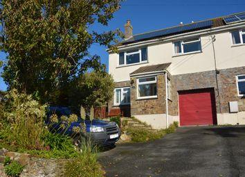 Thumbnail 4 bed semi-detached house for sale in Lender Lane, Mullion, Helston