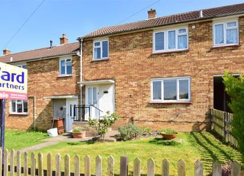 Thumbnail 2 bed terraced house for sale in King George Road, Walderslade, Chatham, Kent