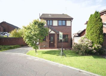 Thumbnail 3 bed detached house for sale in Willow Park, Oswaldtwistle, Accrington