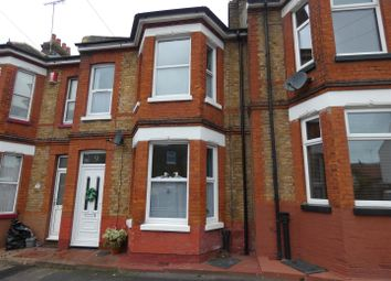 Thumbnail 3 bed property to rent in Belvedere Road, Broadstairs