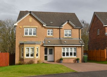Thumbnail 4 bed detached house for sale in Calderpark Road, Uddingston, Glasgow