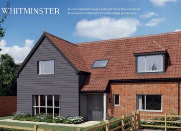 Thumbnail 5 bed detached house for sale in Whitminster, Gloucester