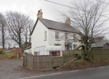 Thumbnail 5 bed property for sale in Pentregat, Llandysul