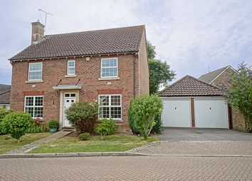 Thumbnail 4 bed detached house for sale in Turnpike Way, Ashington, Pulborough