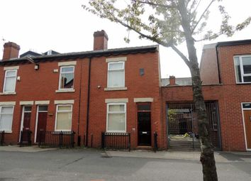 Thumbnail 2 bed end terrace house for sale in Santley Street, Longsight, Manchester