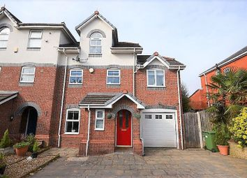 Thumbnail 4 bed terraced house for sale in 11 Cloister Road, Stockport