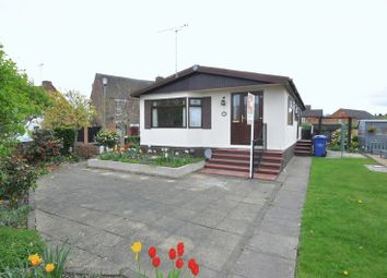 Thumbnail 2 bed detached bungalow for sale in Riverside Park, Wetmore Lane, Burton-On-Trent