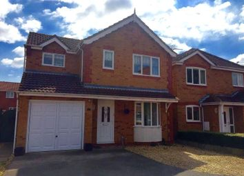 Thumbnail 3 bed detached house for sale in Baysdale Grove, Grantham