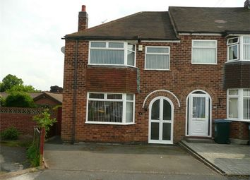 Thumbnail 3 bedroom end terrace house to rent in Sunnyside Close, Chapelfields, Coventry, West Midlands