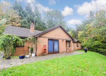 Thumbnail 4 bed detached bungalow for sale in Coed Hafod, Six Bells, Abertillery