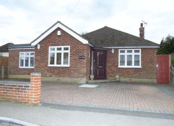 Thumbnail 3 bed detached bungalow for sale in West Road, Malden Rushett, Chessington