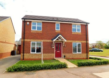 Thumbnail 3 bed detached house for sale in Newbold Drive, Marston Grange, Stafford