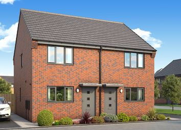 "Thumbnail 2 bedroom property for sale in ""Lincoln"" at Kilcoy Drive, Kingswood, Hull"