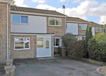 Thumbnail 3 bed terraced house for sale in Claudius Close, Andover