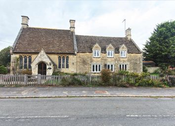 Thumbnail 3 bed detached house for sale in Little Oakley, Northamptonshire