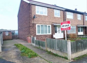 Thumbnail 3 bed detached house for sale in Hallam Road, New Ollerton, Newark
