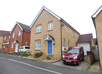 Thumbnail 4 bedroom detached house to rent in Long Avenue, Saxmundham