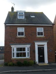 Thumbnail 4 bedroom detached house for sale in Oaklands Way, Earl Shilton, Leicester