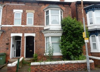 Thumbnail 2 bed flat to rent in Watson Road, Worksop