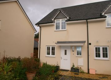 Thumbnail 2 bed semi-detached house to rent in Norman Place, Deal