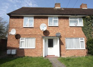 Thumbnail 2 bed flat to rent in Medlar Close, Northolt