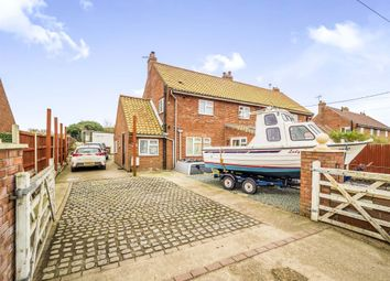 Thumbnail 3 bedroom semi-detached house for sale in Cromer Road, Bodham, Holt