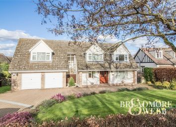 Thumbnail 4 bed detached house for sale in Coggeshall Road, Earls Colne, Colchester