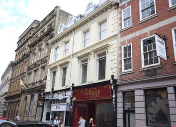 Thumbnail 1 bed flat for sale in Silver Street, Hull City Centre