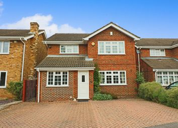 Thumbnail 4 bed detached house for sale in Squirrels Close, Uxbridge