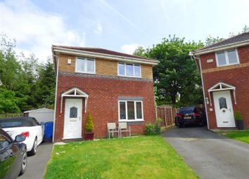 Thumbnail 3 bed detached house to rent in Redcar Close, Oldham