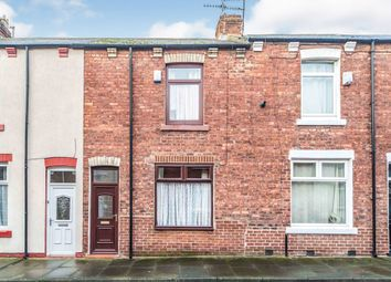 Thumbnail 2 bed terraced house for sale in Leyburn Street, Hartlepool