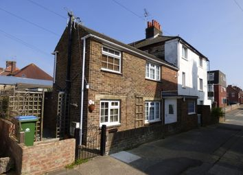 Thumbnail 1 bed cottage to rent in Arundel Road, Littlehampton