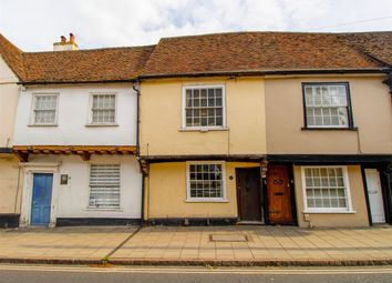 Thumbnail 2 bed terraced house for sale in East Hill, Colchester