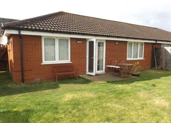 Thumbnail 2 bed bungalow to rent in Cauldwell Hall Road, Ipswich